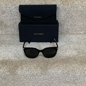 Dolce and Gabbana 6117 Sunglasses NEW WITH TAGS